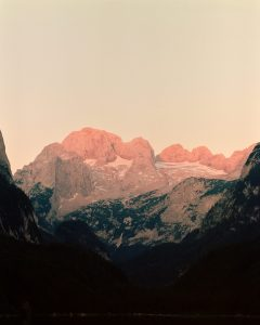 3 - Gletchers of Dachstein, From the series There is Nothing New Under the Sun