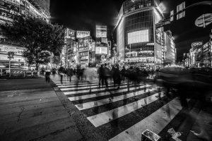 46. Anonym in Tokyo - Mario Messer